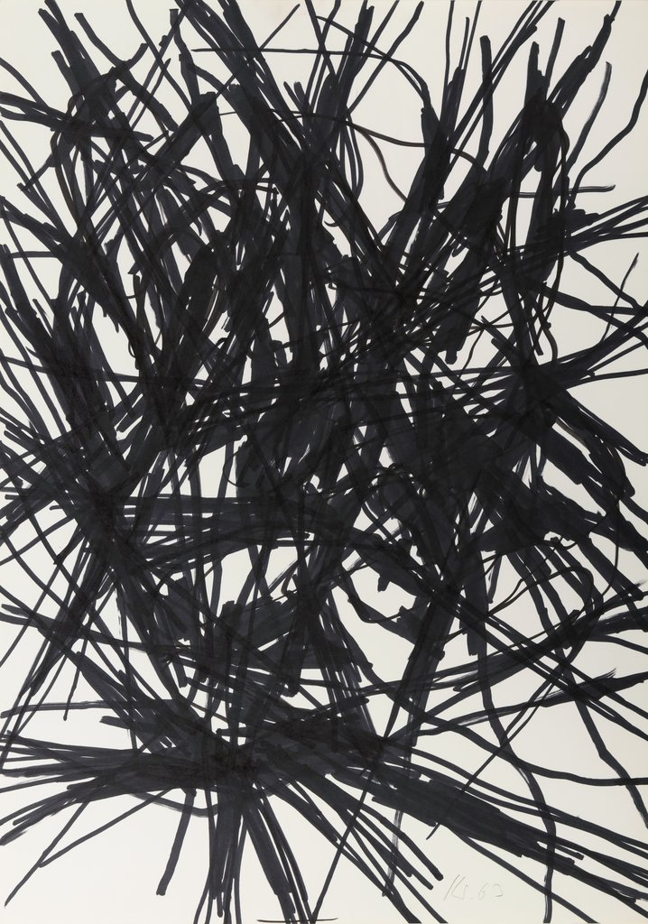 63/037, India Ink on paper – 61 x 43,3 cm